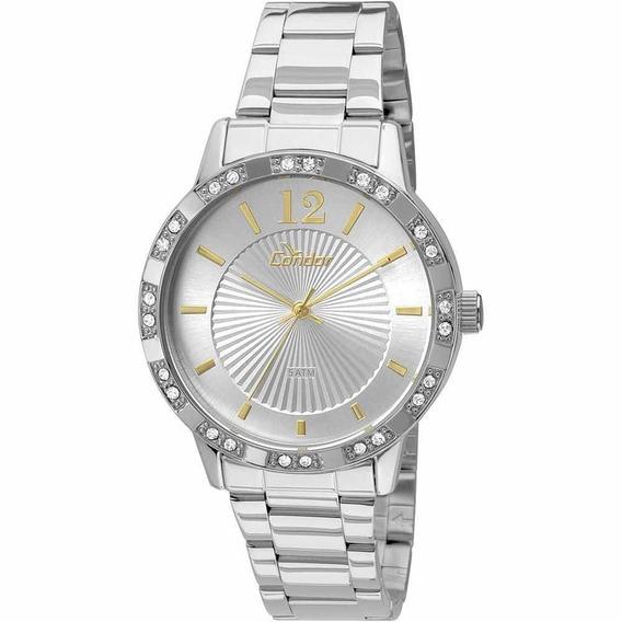 Relógio Condor Feminino Co2035kmo/3k C/ Garantia E Nf