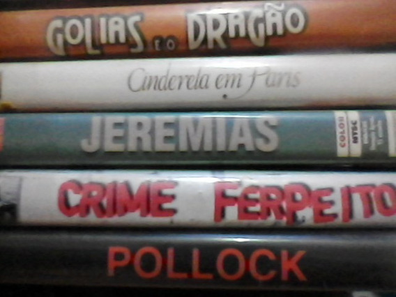 Dvds Lote - 50 Filmes - 120,00 - Frete Gratis