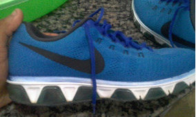 Tenis Nike Azul