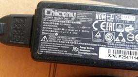 Carregador De Notebook / Ultrabook Acer Original; 19v = 2.1a