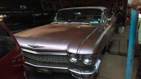 Cadillac Coupe Deville 1960, 3er Dueño(40años C/el) Original