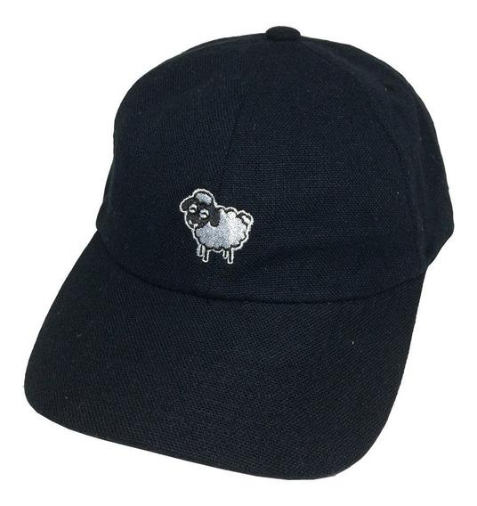 Boné Black Sheep Dad Hat Preto Ovelha