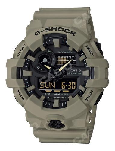 Imagen 1 de 5 de Reloj Casio G-shock Youth Ga-700uc-5 Utility Color