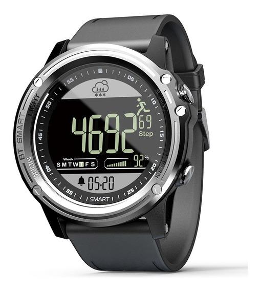 Lokmat Mk06 Ip68 Relógio Inteligente Unisex À Prova