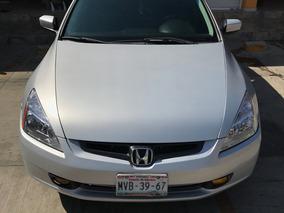Honda Accord 3.0 Ex Sedan V6 Piel Abs Qc At