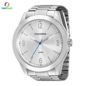 Relógio Mondaine Unissex 78714m0mvna2, C/ Garantia E Nf