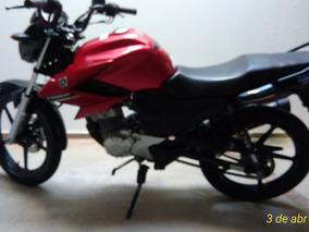 Yamaha Fazer 150 Ed Vermelha