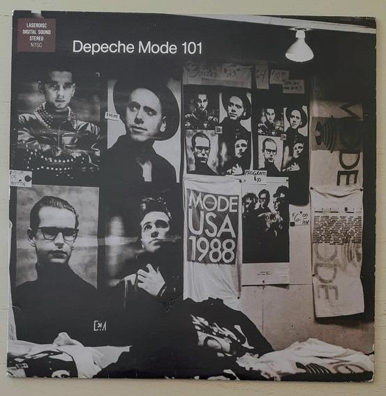 Laserdisc Depeche Mode 101