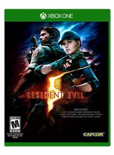 Resident Evil 5 Hd Fisico Nuevo Xbox One Dakmor Canje/venta