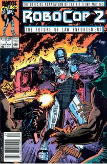 Marvel Robocop 2 - Volume 1