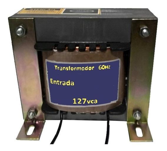 Transformador Elétrico Trafo 45-0-45v Gnd 1a Uso Geral