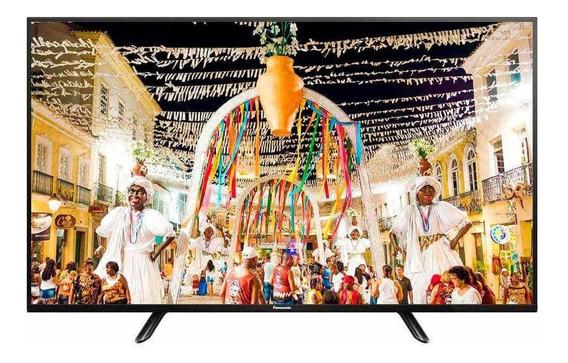 Tv 40 Panasonic Led Full Hd 40d400, Preta, Usb