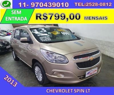Chevrolet Spin 1.8 Lt 5l - Oportunidade