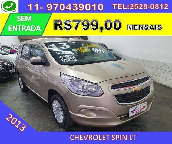 Chevrolet Spin 1.8 Lt 5l - Oportunidade
