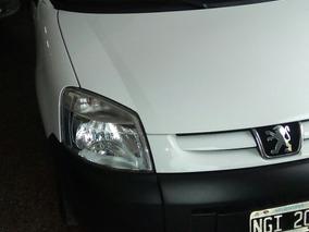 Peugeot Partner 1.6 Furgon Confort Hdi 2013