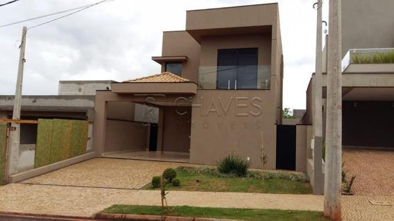 Casa Residencial Em Ribeirão Preto - Sp - Ca0030_chaves