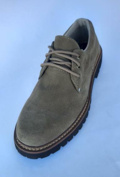 Sapato Camurça Kentor Ref O600