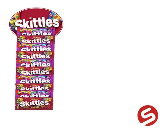Skittles Tira Mix 10pzs