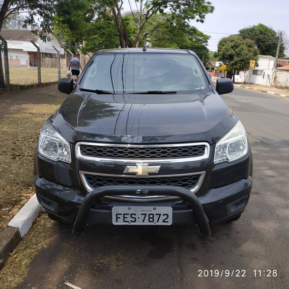 Chevrolet S10 S10 2.4 Ls Flex Cs