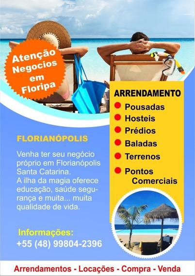 Arrendamento De Pousadas Na Praia Em Florianópolis