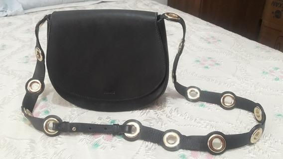 Bolsa Schutz Original Pequena Em Couro