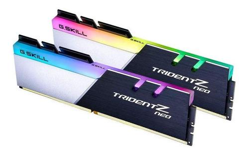 G.skill Tridentz Neo Series 32gb (2x16gb)3600mhz Amd X570