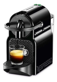 Nespresso Inissia D40 - Cafetera Automática - Negra