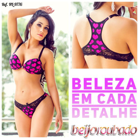 9191cb3da Lingerie Beijo Roubado Frete Para Todo Brasil Apenas 5 Reais - Moda ...