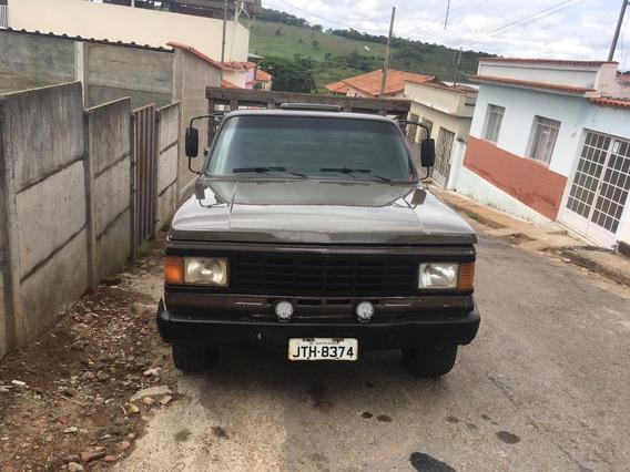 Chevrolet D20 Custon 1989