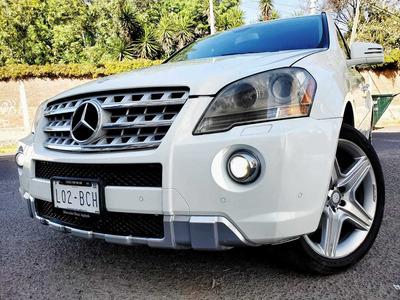 Mercedes-benz Clase M 3.5 Ml 350 Sport Amg Mt 2011