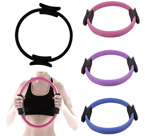 Imagen 1 de 2 de Flex Ring Aro Pilates Atletic Flexible Ejercicio Fitness Gym