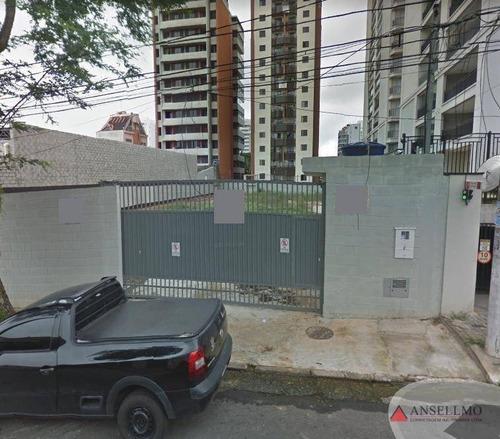 Imagem 1 de 1 de Terreno À Venda, 1013 M² Por R$ 2.750.000,00 - Vila Caminho Do Mar - São Bernardo Do Campo/sp - Te0089