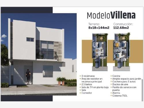 Imagen 1 de 12 de Casa Sola En Venta Rincón Del Marqués