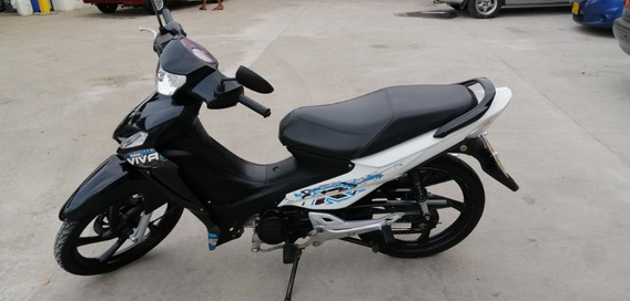 Suzuki Viva R Style (2017) Negro/blanco