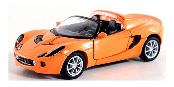 Lotus Elise 111s 03 Welly Escala 1:36
