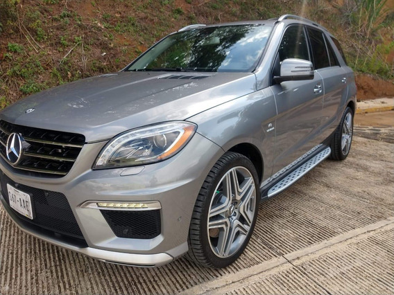 Mercedes-benz Clase M Ml63 Amg