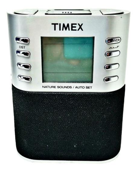 Reloj Despertador Timex Modelo T307s