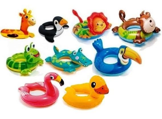 Boia De Segurança Inflável Infantil Zoo. Praia Piscina Clube