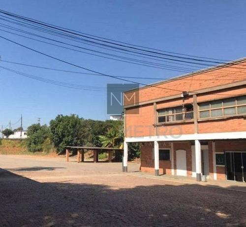 Galpão Para Aluguel Em Macuco - Ga005631