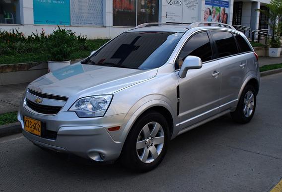 Chevrolet Captiva 2.4cc Aut Full 2011