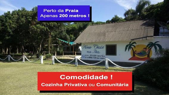 Casa Chalé Temporada Semana Praia Ilha Comprida Cananeia
