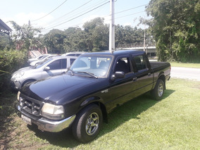 Ford Ranger 2.8 Xlt Super Cab. 4x4 4p 2002