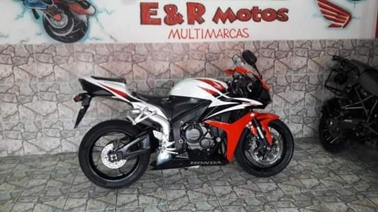 Honda/ Cbr 600 Rr