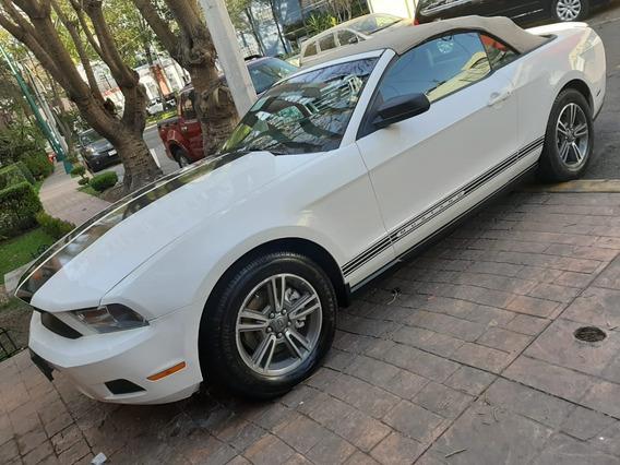 Precioso Mustang V6 340 Hp Convertible Pocos Asi