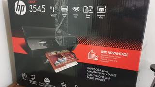 Impresora Hp 3545 Impecable!!!!!