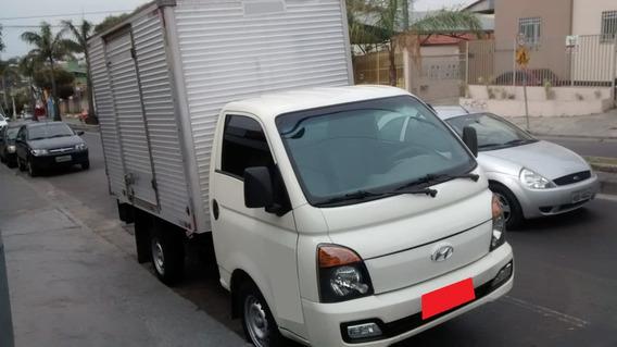 Hyundai Hr 2013/2014 Bau Caminhao