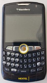 Blackberry 8350i Preto - Usado - Sem Bateria