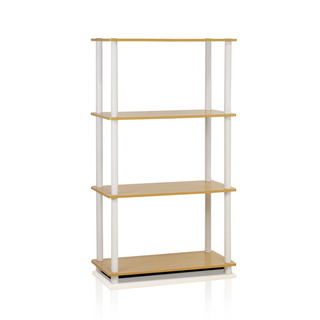 Furinno 99557 Turn-n-tube 4-tier Multipurpose