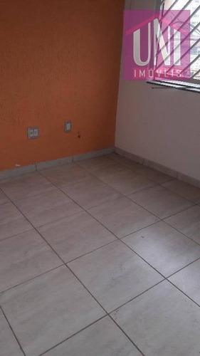 Sala Comercial Para Locação, Bangu, Santo André. - Sa0039
