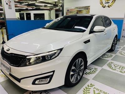 Kia Optima 2.0 Ex 16v Gasolina 4p Automático